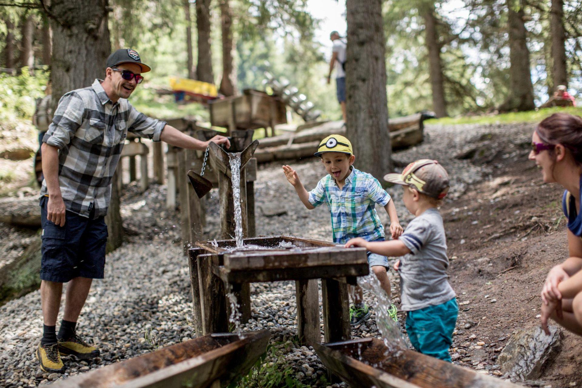 Kinderwanderweg Graubünden – Globi Lenzerheide