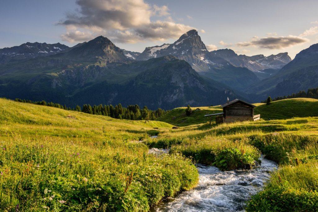 Naturpark Graubünden