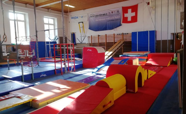 Turnen für Kleinkinder – Maienfeld