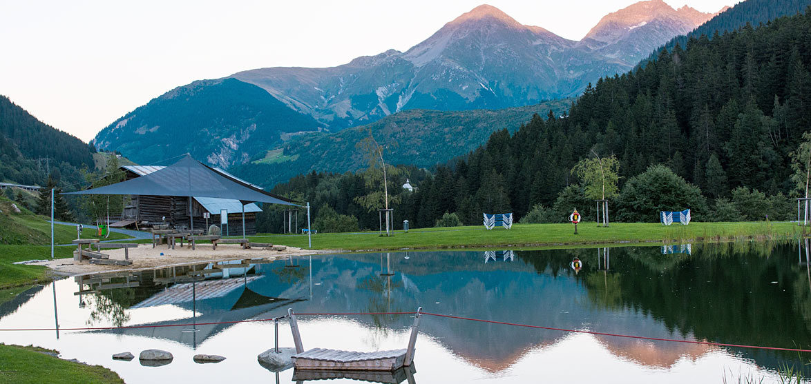 Natur entdecken in Graubünden – Lag Claus Surrein