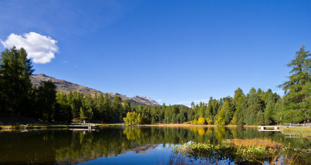 Moorsee zum Baden - Lej Marsch