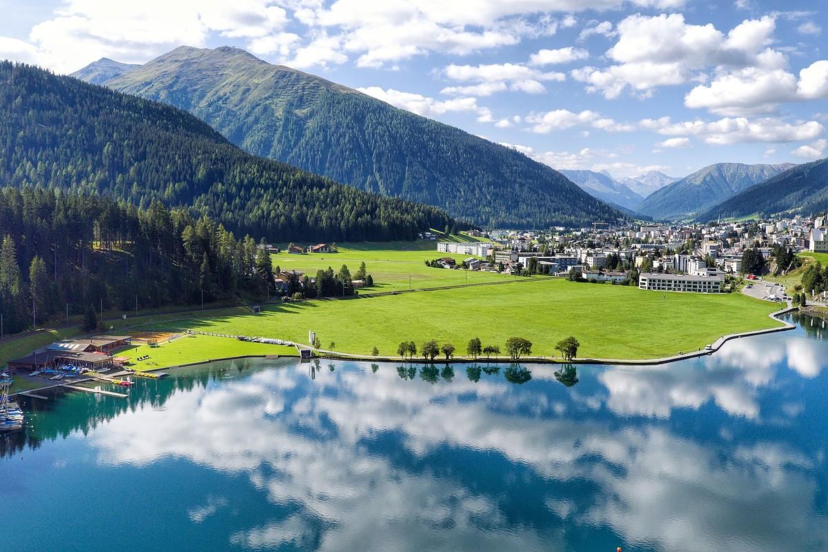 Rundweg Davoser see