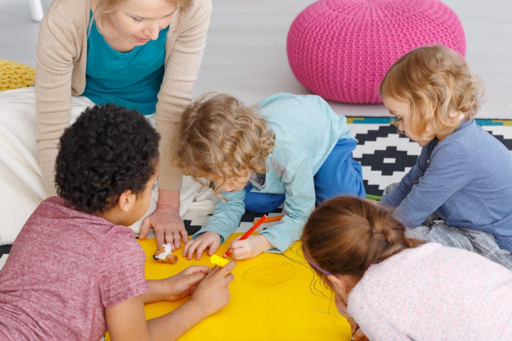 Auswärts Essen mit einem Kinderbetreuungsangebot - Lenzerheide
