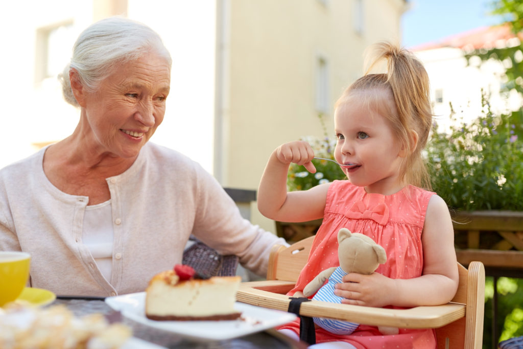 Gut und Günstig mit Kindern essen - Manor