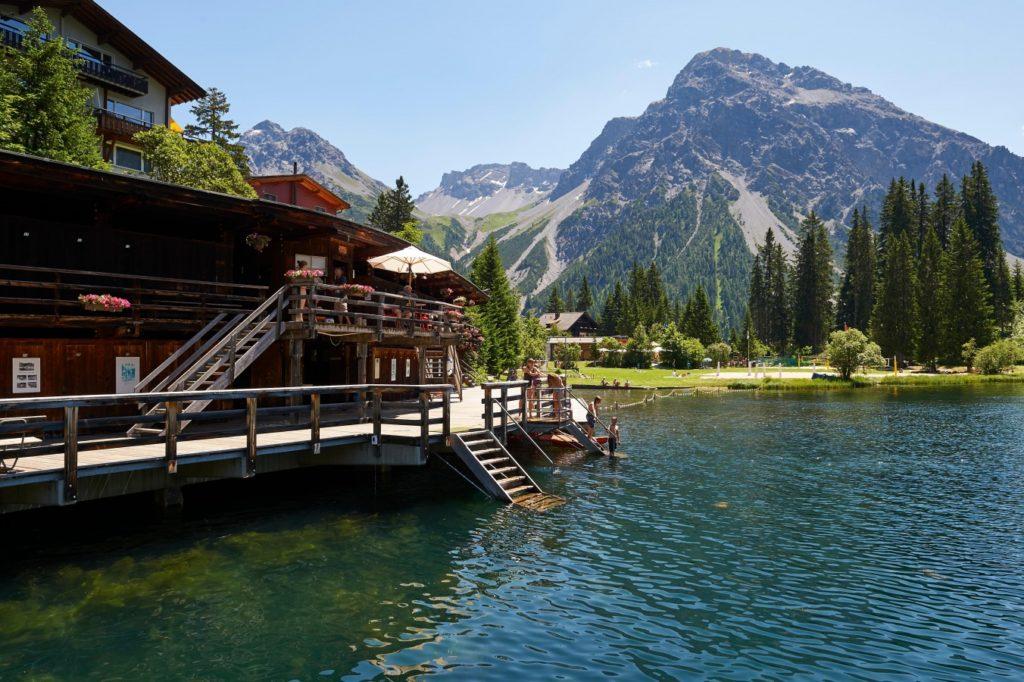 Familienausflugsziel in Graubünden
