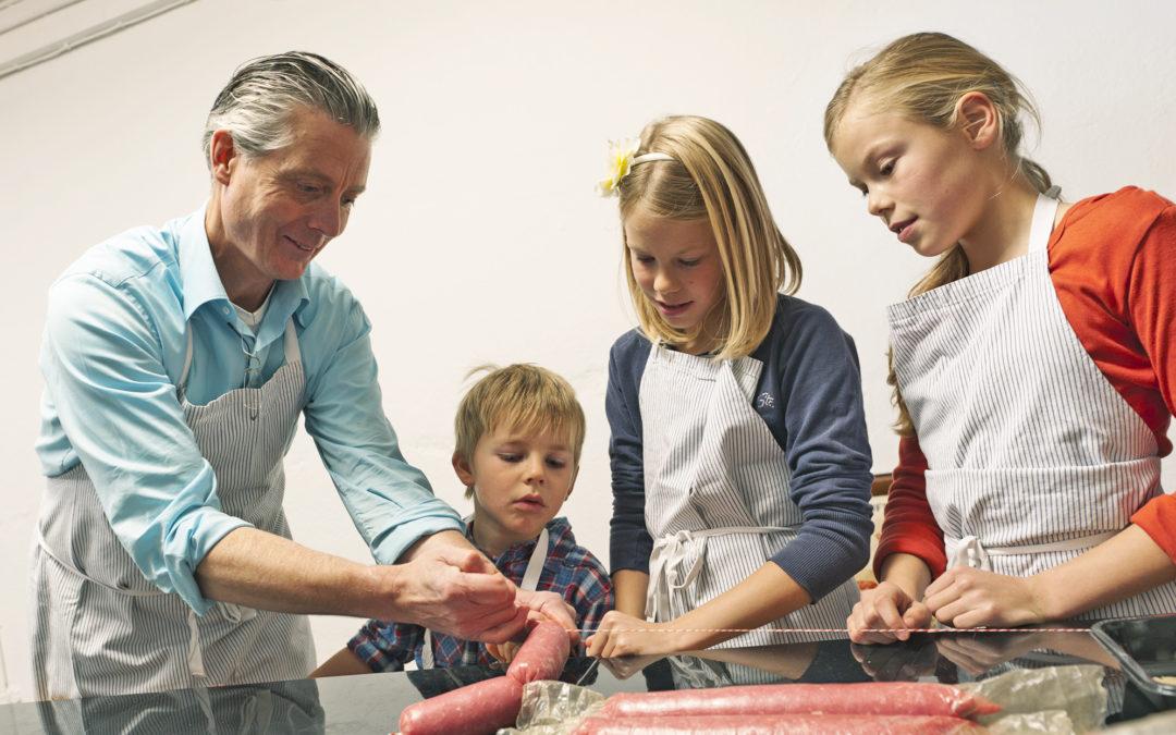 Salsizetti-Erlebnis für Kinder – Scuol